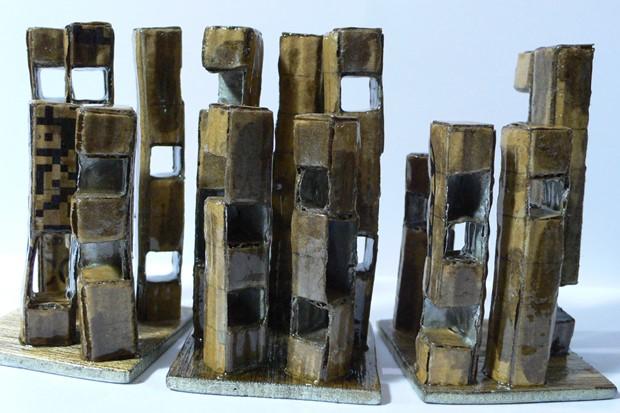 listening towers