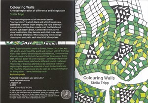 Colouring Walls, by Stella Tripp