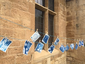 Learn the art of Cyanotype, by Angela Chalmers