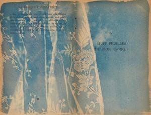Huit Feuilles De Mon Carnet, by Angela Chalmers