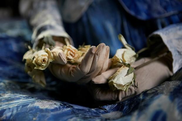 Spiritual Gardening - Credit: Angela Chalmers