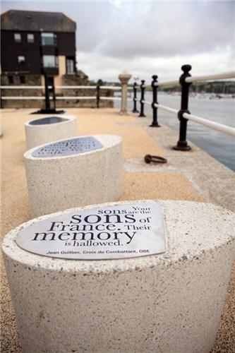 St Nazaire Memorial