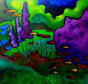 Crepuscule, by Jane Fairhurst
