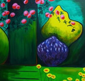 Green Door, by Jane Fairhurst
