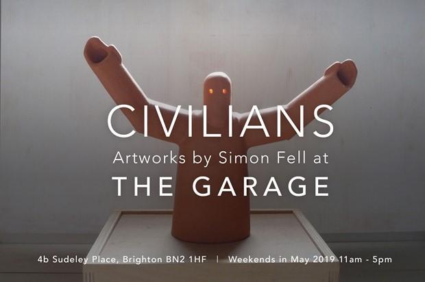 CIVILIANS, by Simon Fell