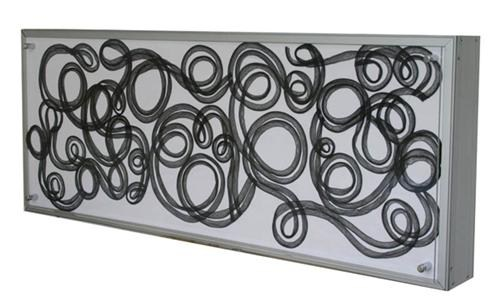 Spiral Lightbox