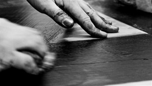 Intaglio Printmaking with John Eaves, by Sam Lee