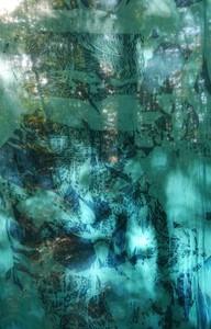 Waterfall (Topaz), by Sam Lee