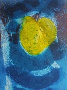 Ocean Heart, by Sam Lee