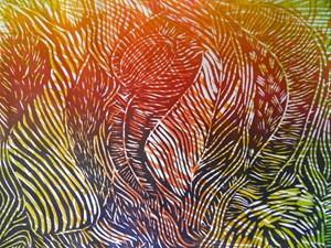 Reef (Flow), by Sam Lee