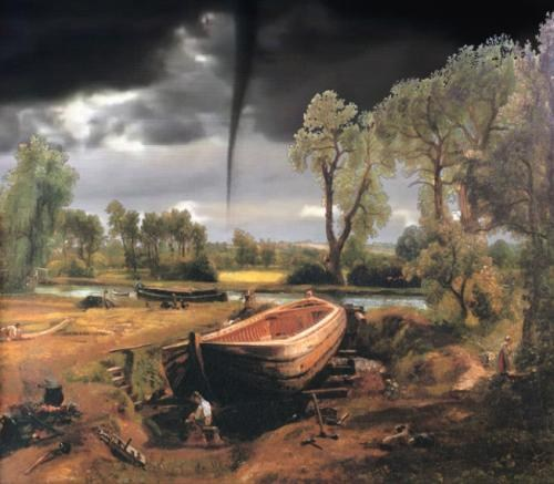 Boatbuilding with Tornado