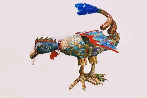 Griffin Bird
