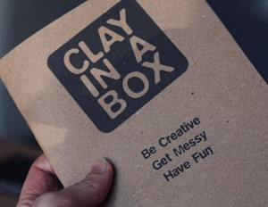 Hey Craft! - Clay in a Box, by Emma Summers