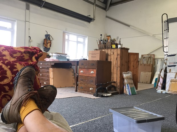 NEW STUDIO SPACE IN WEYMOUTH