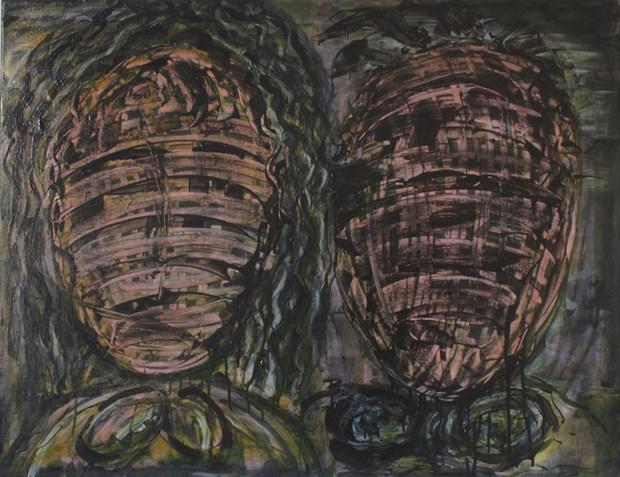John Moores Painting Prize 2016, by Sneh Mehta
