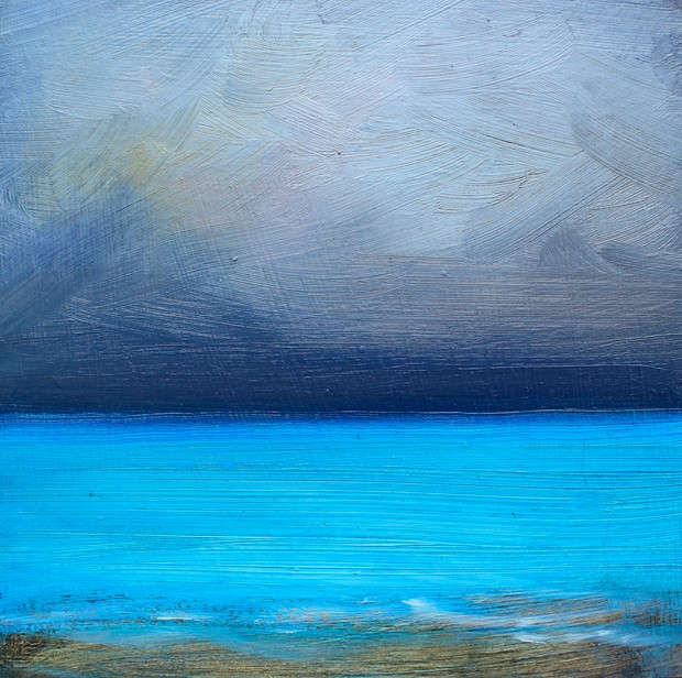 Hebridean storm