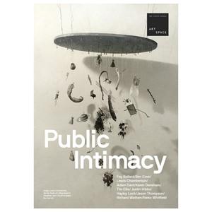 Public Intimacy, by Hayley Lock