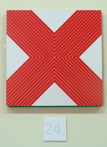 Red Tape No. 24: X
