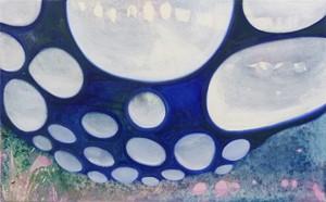 Portholes, by Julie Caves