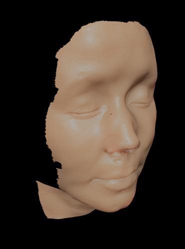 3D Laser Scan Study 1