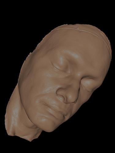 3D Laser Scan Study 2