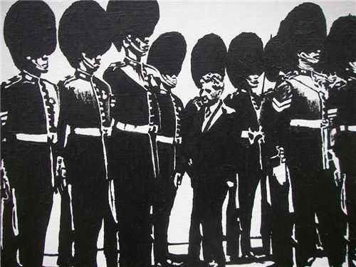 Strawberries and no Cream: Ceausescu's 1978 visit to London, Ratiu Foundation London