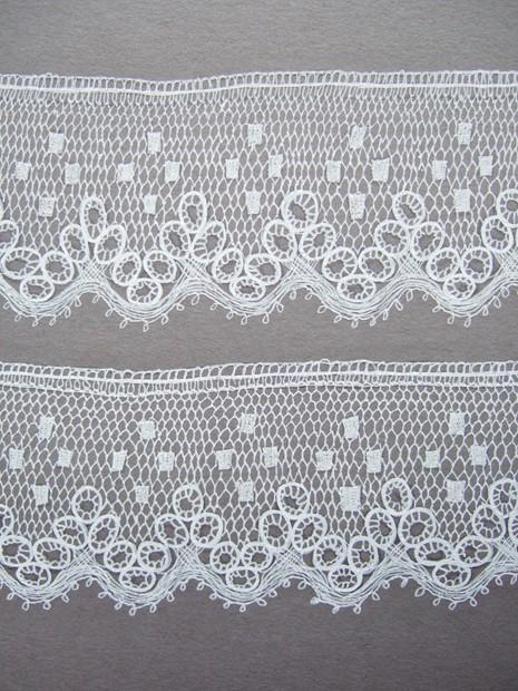 Downton Grecian, Floral & No.26 Lace