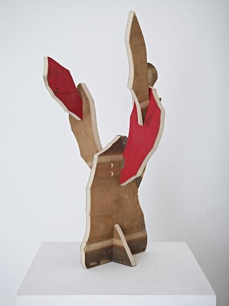 Paul Merrick, Cactus (Red), 2013