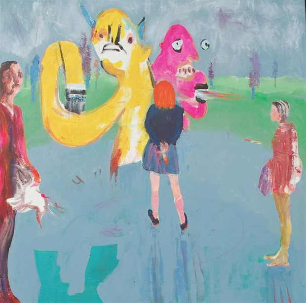 Painting - Michael Bartlett