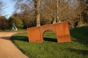 Ozymandic Arch, by Douglas Clark
