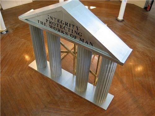 Architectural Apparatus No.2 (Fiscal Structure)