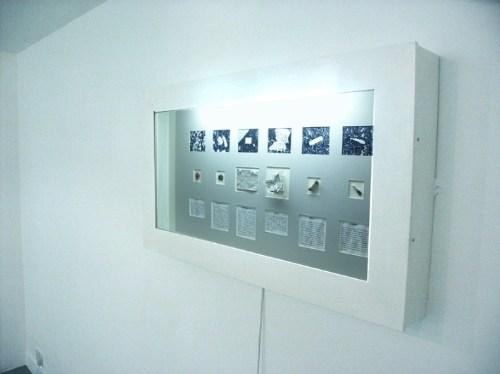 Display Box 1, Urban Journeys, Hull