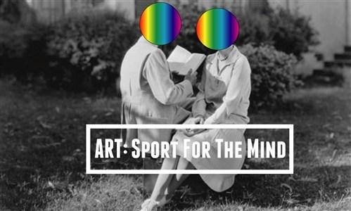 Richard Higlett, Art: Sport For The Mind Poster Series, 2013