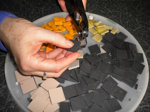 One-Day Mosaic Taster Workshop with Kate Anderson, by Kate Anderson