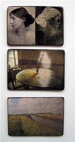Virginia Woolf (triptych)