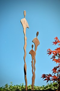 Figures - Set of 3, by Paula Barnard-Groves