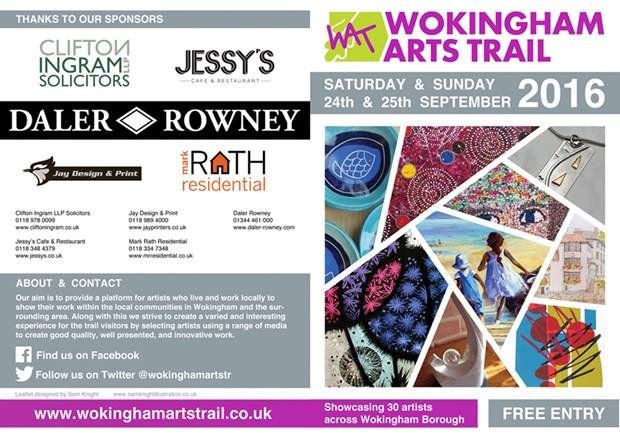 Wokingham Arts Trail