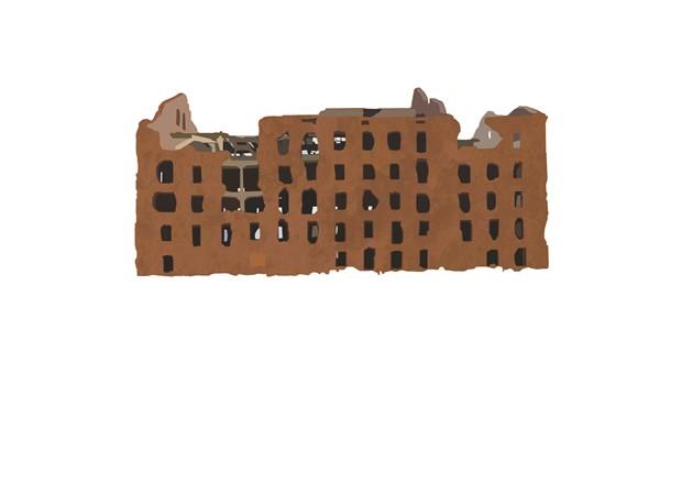 Gerhard's Mill Stalingrad September