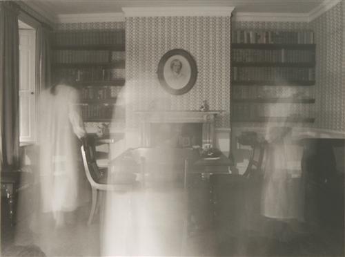 Residual hauntings
