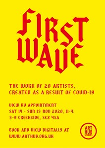 FIRST WAVE, by Lucienne Cole