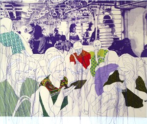 RBSA Prize Exhibition, by Rosie James