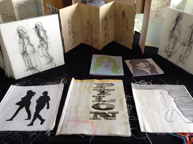 Artists Book Market