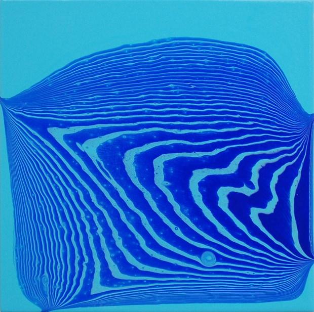 Tipping Point (light blue permanent / cobalt blue hue) #1