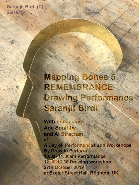 'Remembrance'- Mapping Bones 5