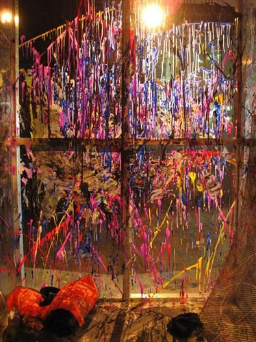 Bombed - A Moonlight Sonata, Herbert Art Gallery and Museum, Coventry, UK - Credit: Saranjit Birdi