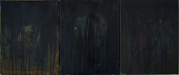 'small study for three sleepers...'