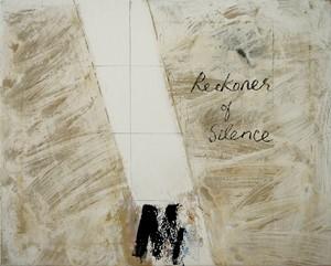 'reckoner of silence', by Alan Slater