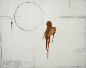 'never not...', by Alan Slater