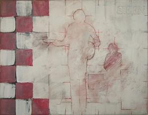'SEEN', by Alan Slater