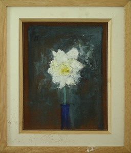 'the last daffodil (2020)', by Alan Slater